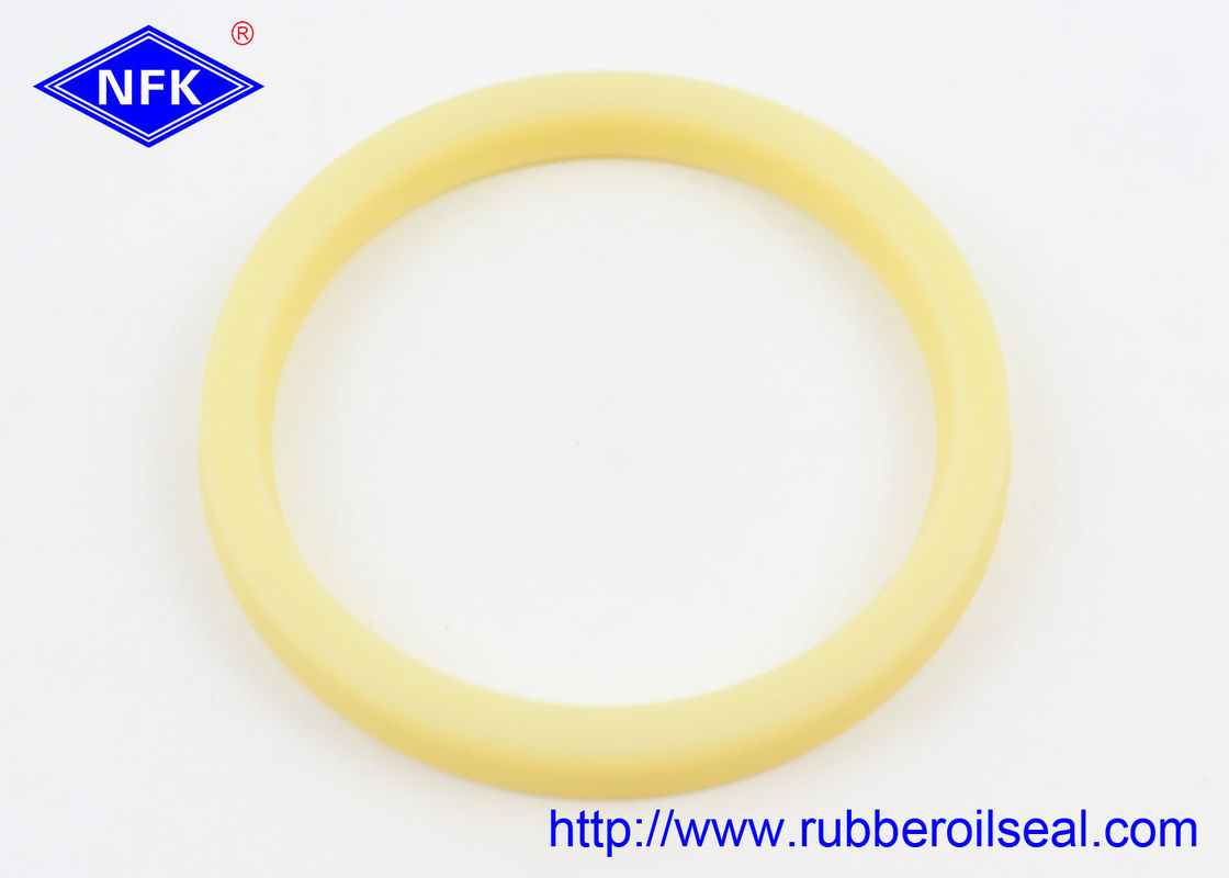 Yellow Hydraulic Jack Oil Seals  FU1323-K0 ISI Large Range Pressure - 35-100℃ Temp