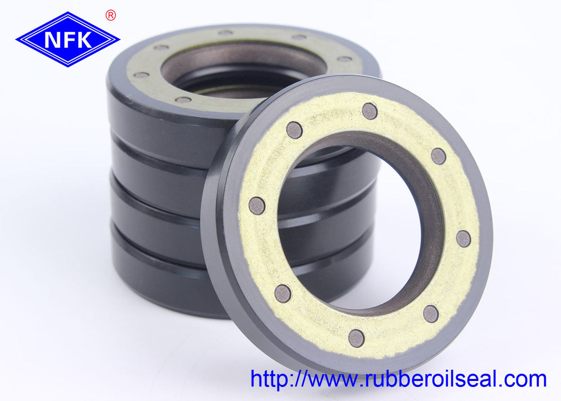 High Temperature High Pressure Oil Seals GJ1721-F0  SCJY 30*52*10 FKM 6HK1 Engine Oil Seal