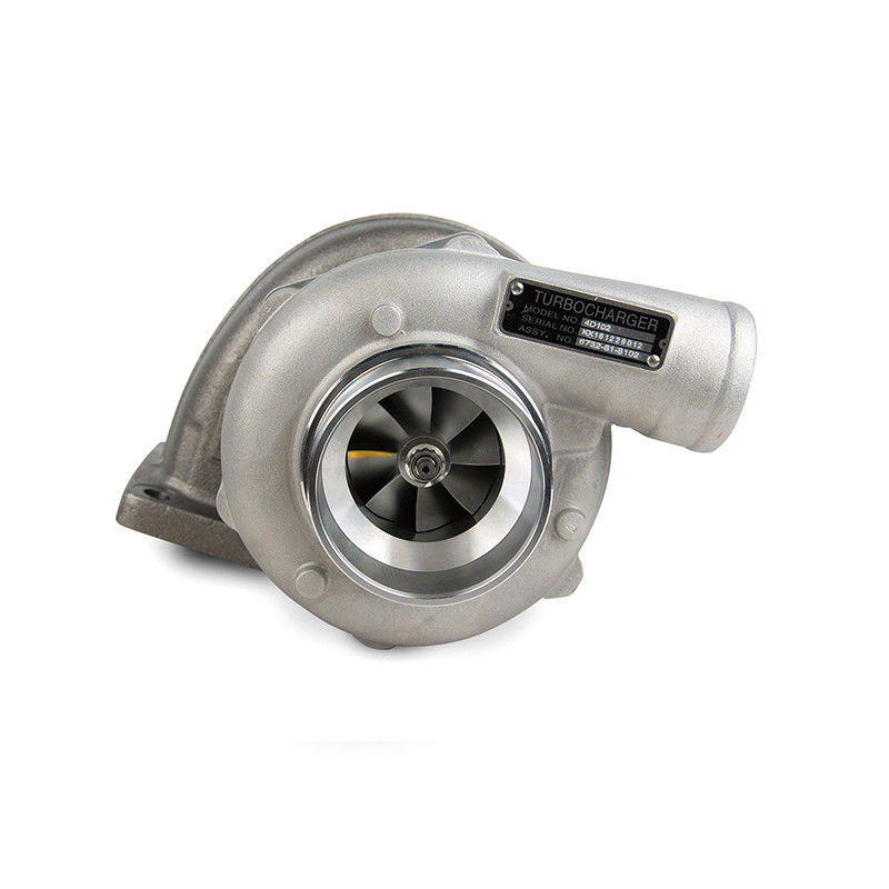 4D102 Komatsu Engine Turbocharger PC120-6 / Excavator Spare Parts
